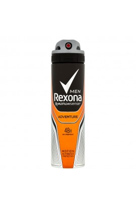 REXONA Men Adventure   дезодорант 150 мл