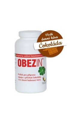 Danare Obezin Shake chocolate 300 Ml 14 days