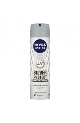 NIVEA Men Silver Protect Antiperspirant spray for men 150 ml