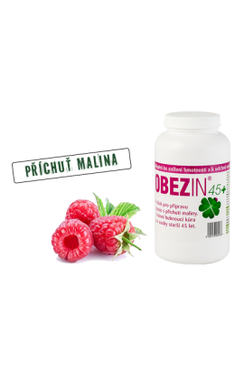 Danare Obezin 45+ Shake raspberry 300 Ml 14 days