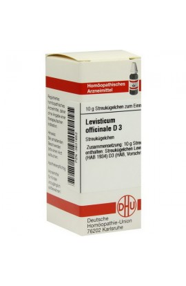 Dhu, LEVISTICUM OFF D 3, 20 ml