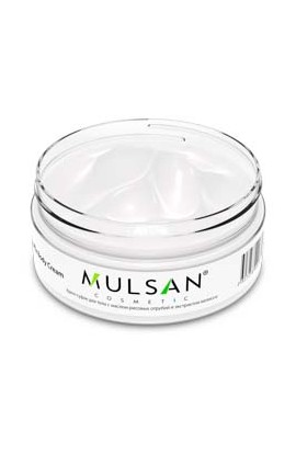 Mulsan Body Cream Soufflé with Rice Bran Oil and Melissa Extract 150 ml
