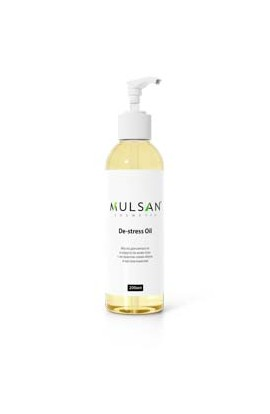 Oil for softness and firmness of the skin of the body with an extract of seeds of apples and camellia oil of 200 ml