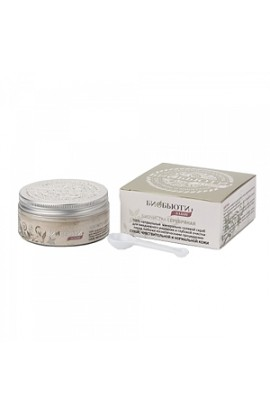"Biobeauty Bio-cleaning silver ""BioBute-Elite"" for oily and normal skin 70 g."