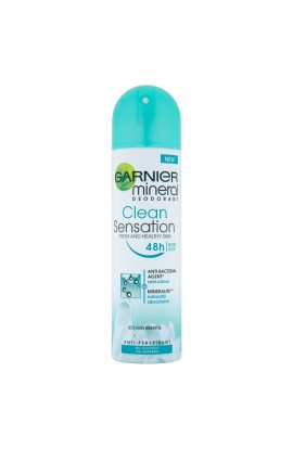GARNIER  Mineral Clean Sensation Deodorant 150 ml