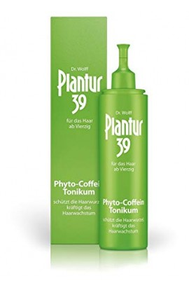 Dr. Wolff, Plantur 39 Coffein-Tonikum, 200 ml