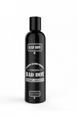 Premium Silicone Personal Lubricant by Bad Boy - Medical Grade Lube Safe to Use with Condoms, Latex and…