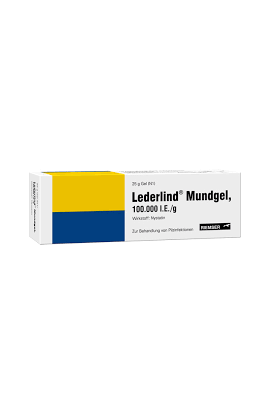Abanta, LEDERLIND MUNDGEL, Ледерлинд 25 g