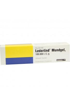 Abanta, LEDERLIND MUNDGEL, Ледерлинд 50 g