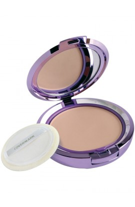 Covermark Compact Waterproof Powder 10 g, Color tone: 2
