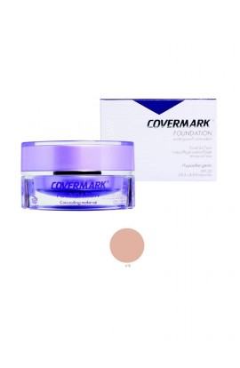 Covermark Foundation Tarn-Makeup Waterproof 15 ml, Color tone : 6