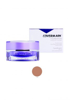 Covermark Foundation Tarn-Makeup Waterproof 15 ml, Color tone : 8th