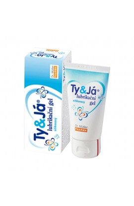 Dr. Müller You and I Lubricating gel silicone 50ml
