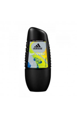ADIDAS Get Ready! Deo Rollon 50 ml