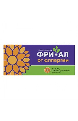 Alsi Pharma Free-Al tablets coated.plen.ob. 5 mg, 30 pcs.