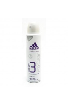 ADIDAS Women deo spray 150 ml Clear