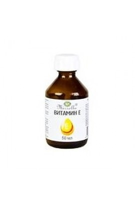 Mirror Vitamin E natural, Vitamin E natural 50 ml