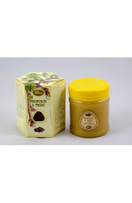 Pleva Propolis in honey 250 g
