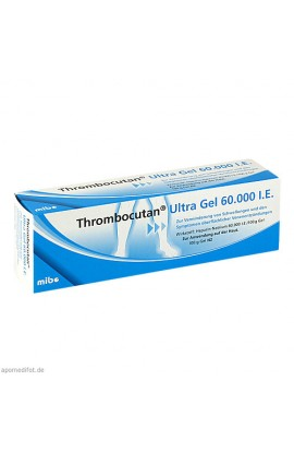 Axicorp, Thrombocutan Ultra GEL 60000 I.E., 100 g