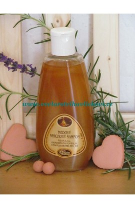 Pleva Honey shower shampoo 200 g