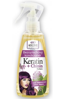 Bione Cosmetics Keratin & Chinin hairless 260 ml conditioner