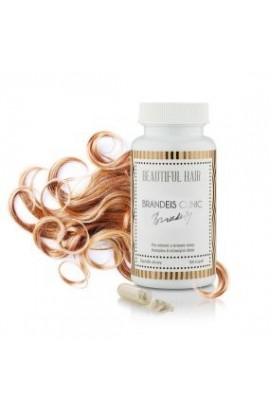 Brandeis Clinic BEAUTIFUL HAIR 100 capsules КРАСИВЫЕ ВОЛОСЫ 100 capsules