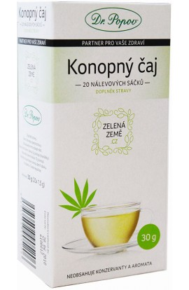 Dr.Popov CBD Hemp tea 30 g