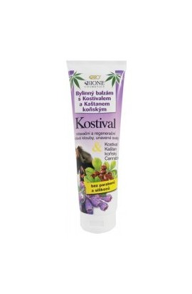 Bione Cosmetics Kostival and Chestnut Horse Herbal Balm 300 ml