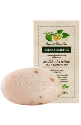 Manufaktura  Soothing herbal soap with brewer's yeast and glycerin 150g
