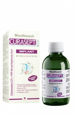 Rinse the oral cavity ADS Implant 200ml Curaprox