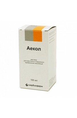 Marbiopharm Aekol, rr for the local. and external application 100 ml bottles