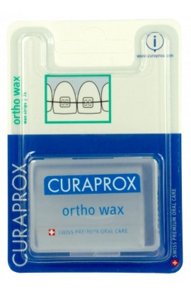 Wax for fixing Brackets Ortho wax 7pcs Curaprox