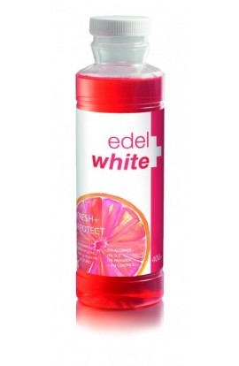 Rinse aid for mouth Ústní voda Fresh + Protect 400ml EDEL + WHITE