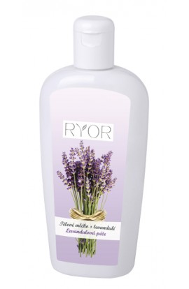 RYOR Body lotion with lavender. Lavender care. 300 ml.