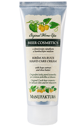 Manufaktura Hand care cream with hops extract and shea butter 75  ml