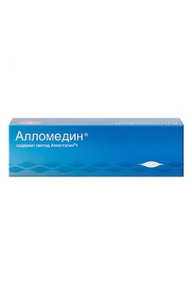 Rasbio, Allomedin, gel for external use 10 g