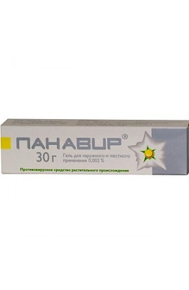 National Research Company, Panavir, gel, 30 g