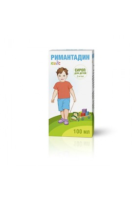 Pharmstandard, Rimantadine Kids syrup 2 mg / ml, 100 ml