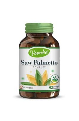 Voonka, Saw Palmetto 92 capsules