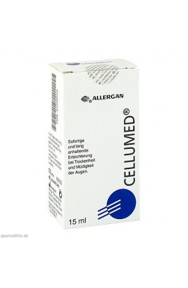 Allergan, CELLUMED, 15 ml