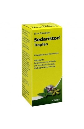 Aristo, Sedariston Tropfen, 50 ml