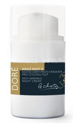 LE CHATON AGILÉ NUIT K - night cream for wrinkles 50g