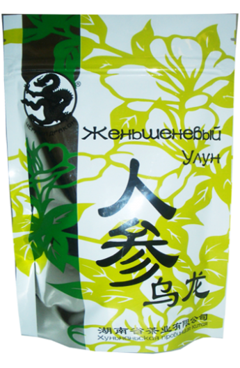 Chinese Green Oolong Tea with Ginseng 100g Black Dragon