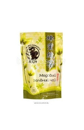 Chinese honey green tea 100g Black Dragon