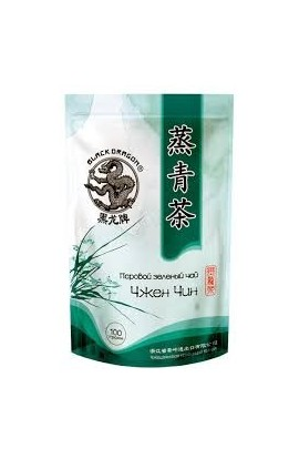 Chinese Green Tea Zheng Chin 100g (steamed) Black Dragon