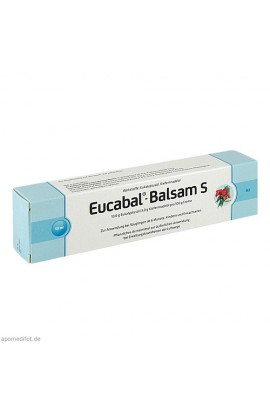 Aristo, Eucabal Balsam S, 50 ml
