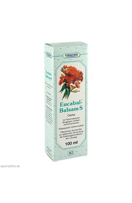 Aristo, Eucabal Balsam S, 100 ml