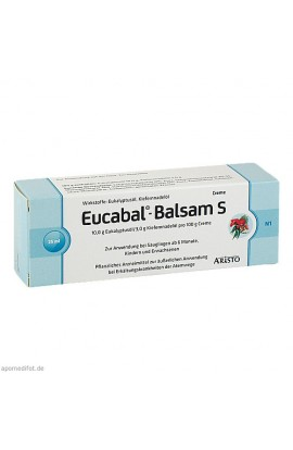 Aristo, Eucabal Balsam S,  25 ml