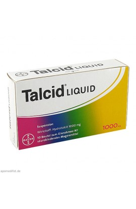 Bayer, TALCID LIQUID, 10 stk