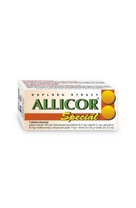 Allicor Special tbl.60 NATURVITA